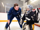 Private Goaltender Training