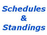 Schedules & Standings