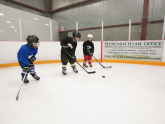 Skating Fundamentals + Pucks